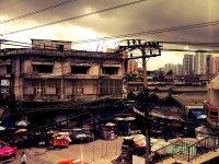 Khlong Toei rooftops