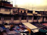 Khlong Toei topsides