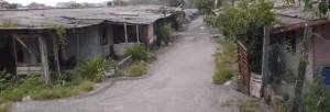 slum in Malaysia