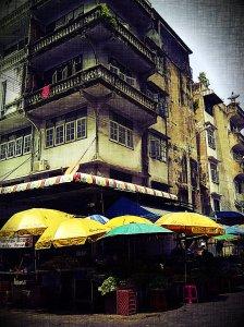 Bangkok low cost flats