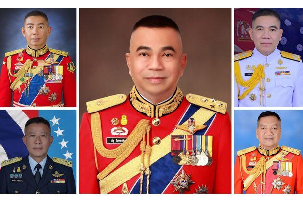 General Apirat becomes new Thai army chief – Zashnain Zainal