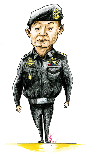 What Thailand's new military chief means for next year's